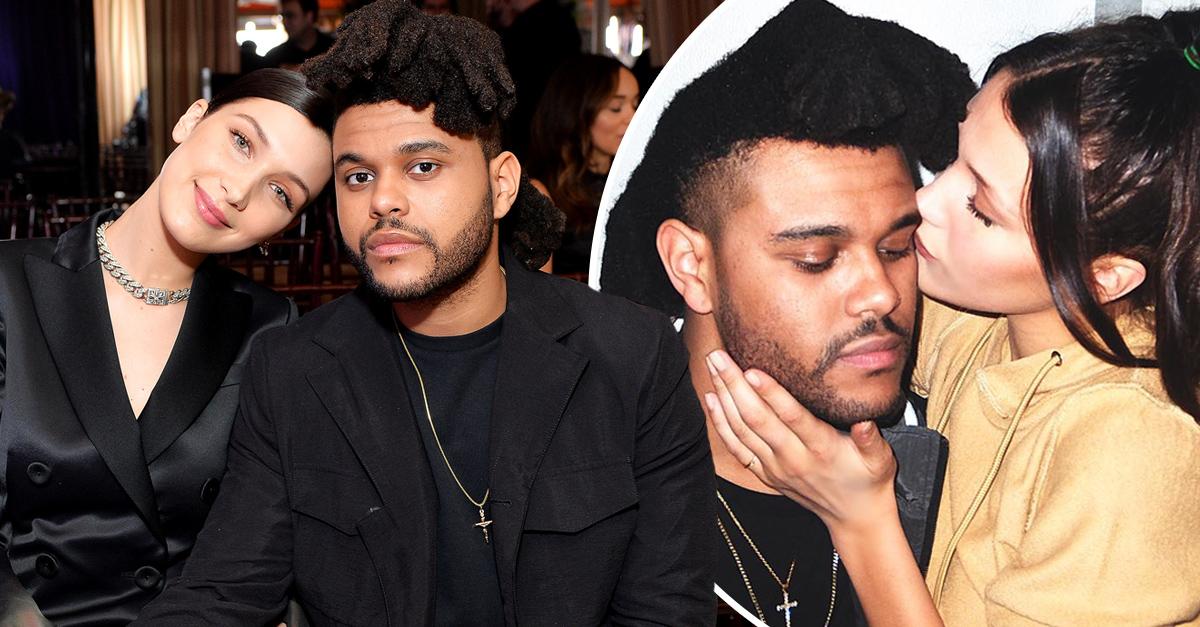 Bella Hadid y The Weeknd están juntos de nuev