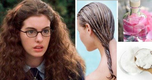 15 Sencillos trucos que toda chica con cabello esponjado agradecerá