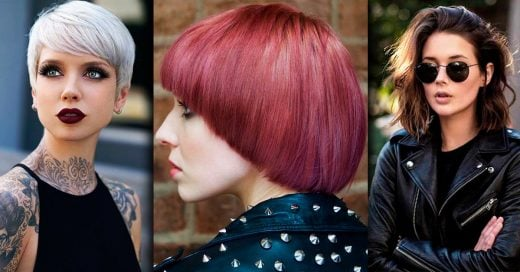 7 Tendencias de cortes de cabello que te ayudarán a darle un cambio a tu vida