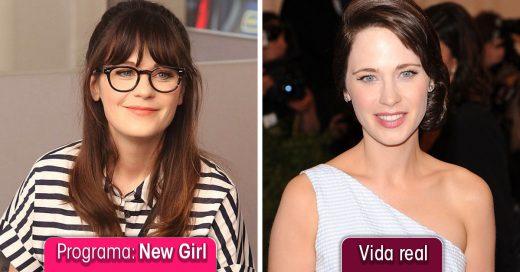 15 Famosos que cambiaron por completo al interpretar un personajes