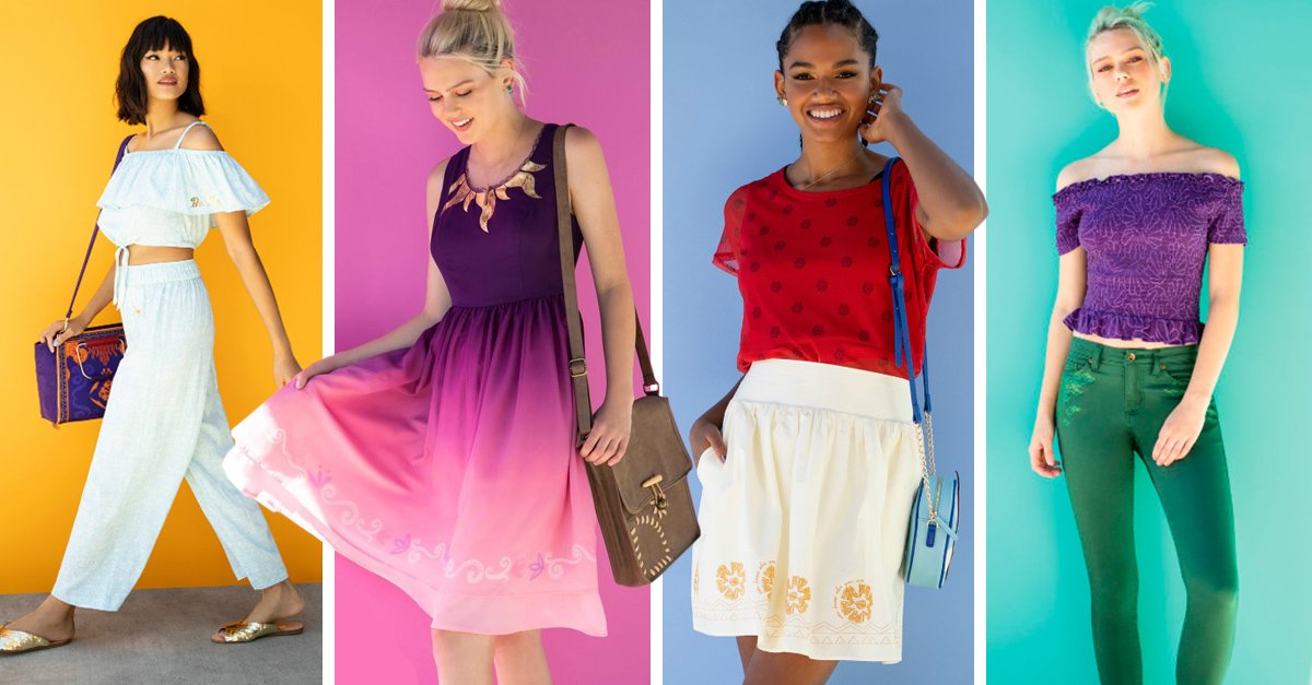 12 looks de princesas