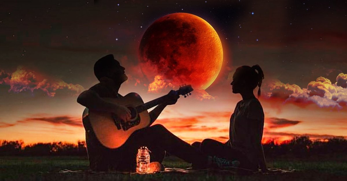 6 signos del zodiaco que se verán afectados con la Luna de sangre; toma tus precauciones