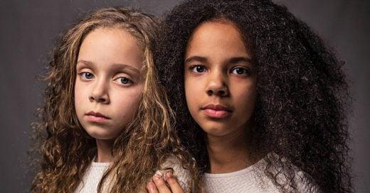 Marcia y Millie, las gemelas que desafíanal racismo