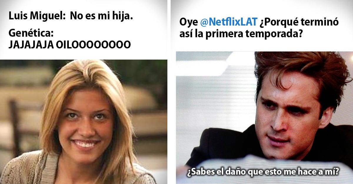 15 memes que nos dejó el final de Luis Miguel: La serie