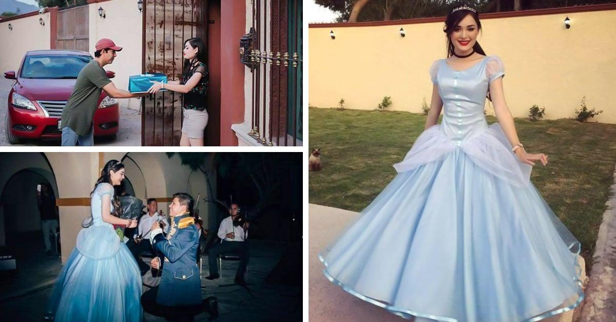 propuesta cursi de princesa
