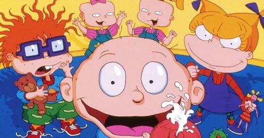 ¡'Los Rugrats' están de vuelta! Y nuestra niña interior no para de gritar de emoción
