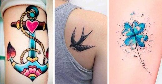 Tatuajes de la buena suerte