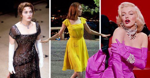 15 Vestidos más icónicos que han aparecido en el cine