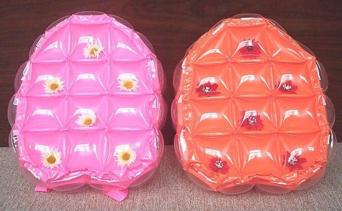 mochilas de hule