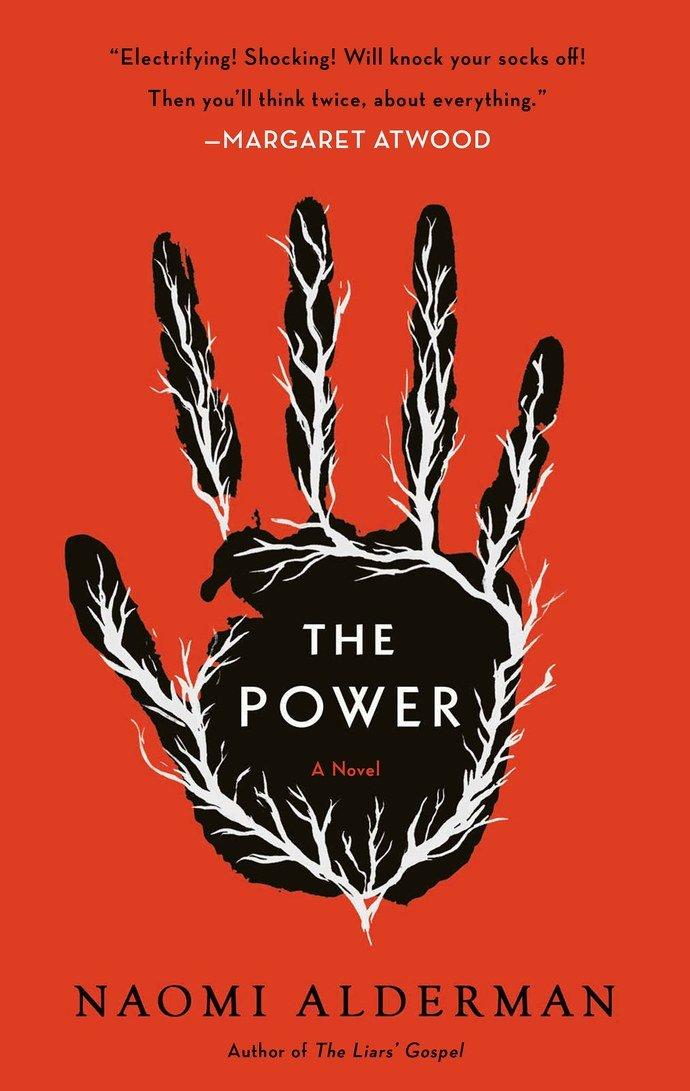 The power,Naomi Alderman