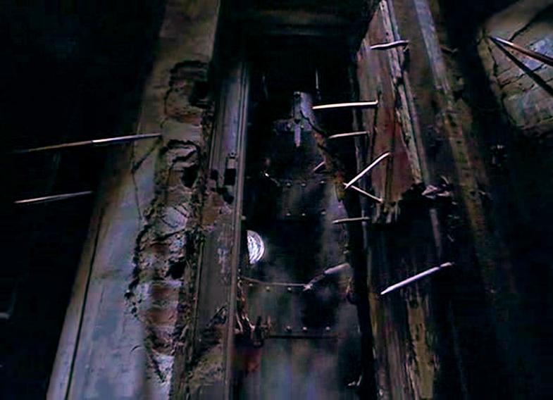 el cuarto de castigo de Matilda
