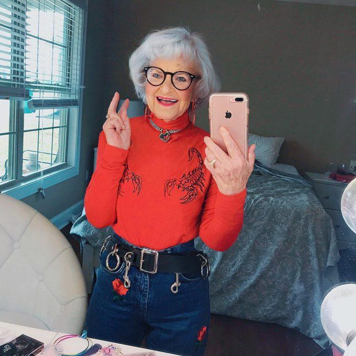 Helen van Winkle, la nueva reina de instagram