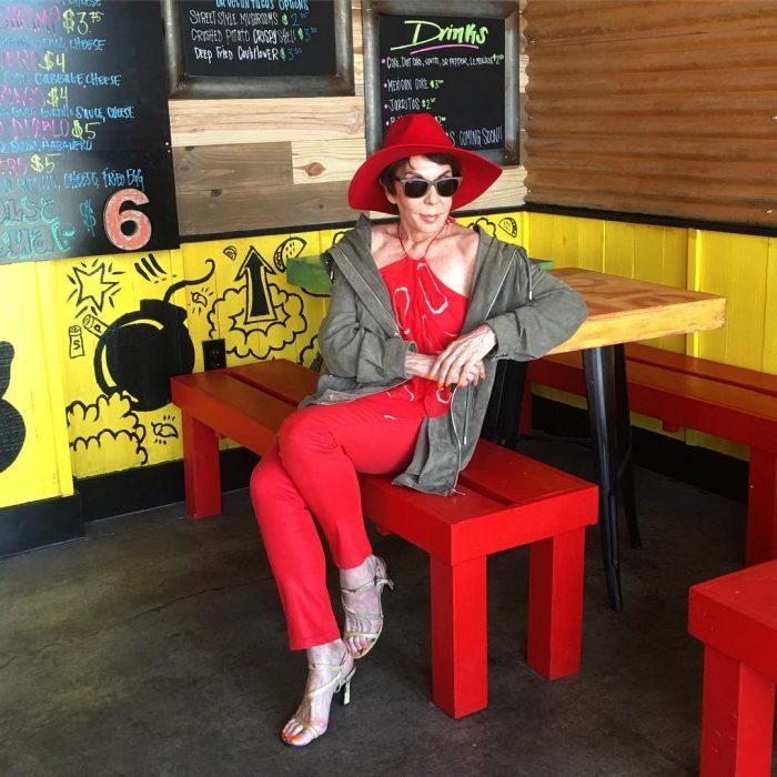 Dorrie Jacobson, la nueva reina de instagram