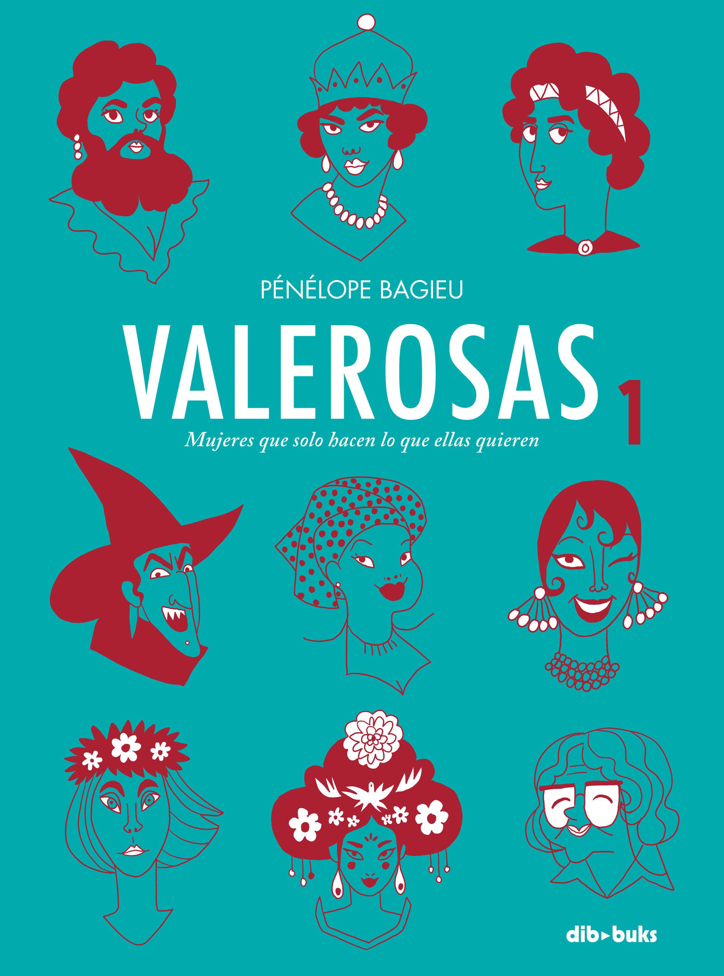 Valerosas,Pénélope Bagieu