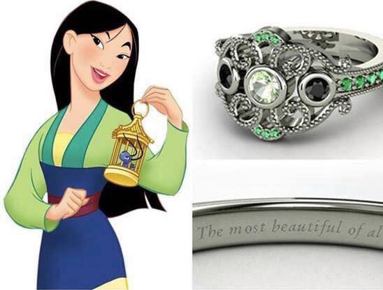 anillo para dama plateado