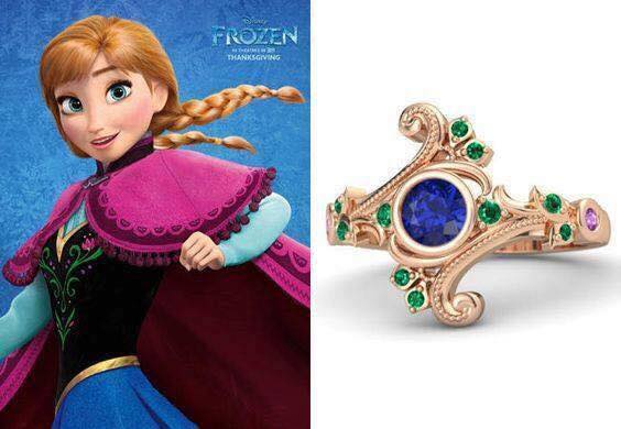 anillo para dama turqueza