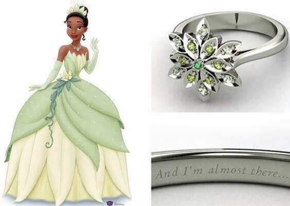 anillo para dama pistache
