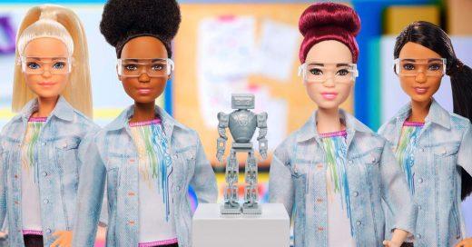 Barbie se titulo como Ingeniera en Robótica y no podemos esperar para aprender a su lado