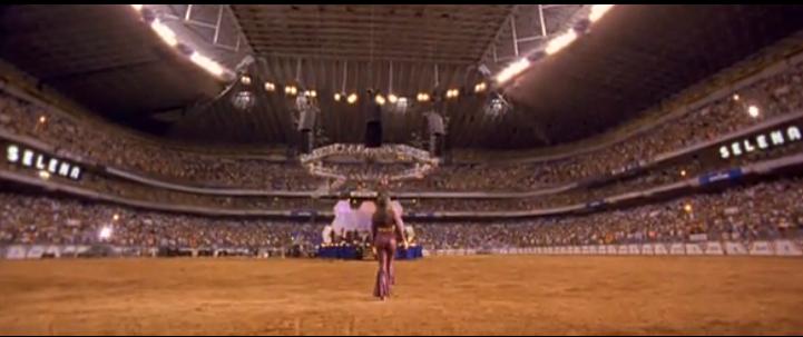 concierto de Selena Quintanilla
