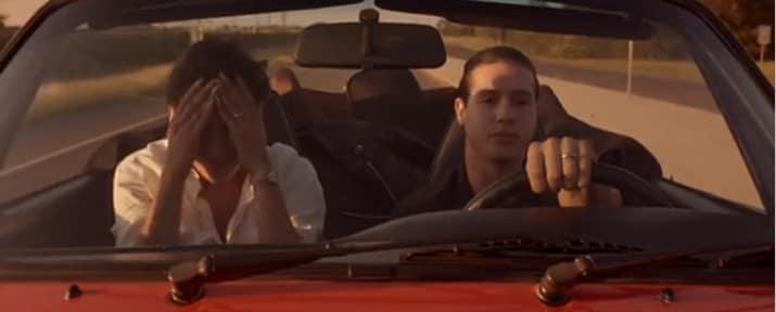 escena de la película Selena