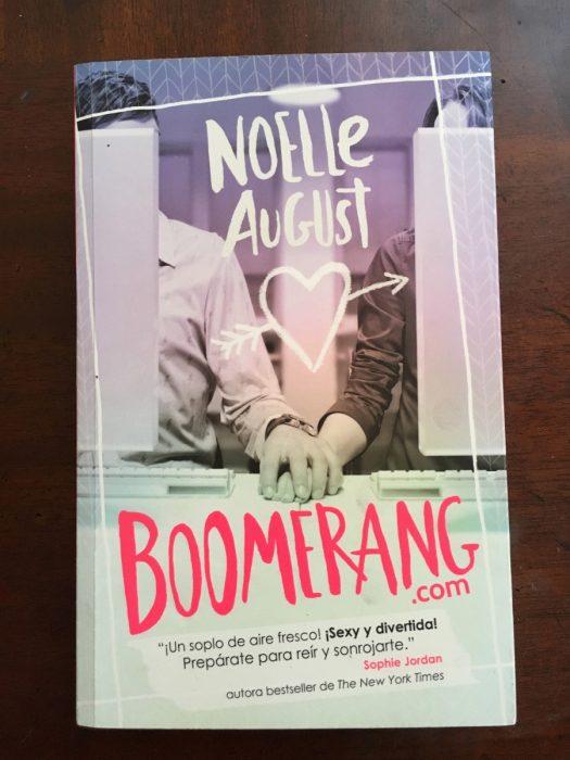 libro Boomerang