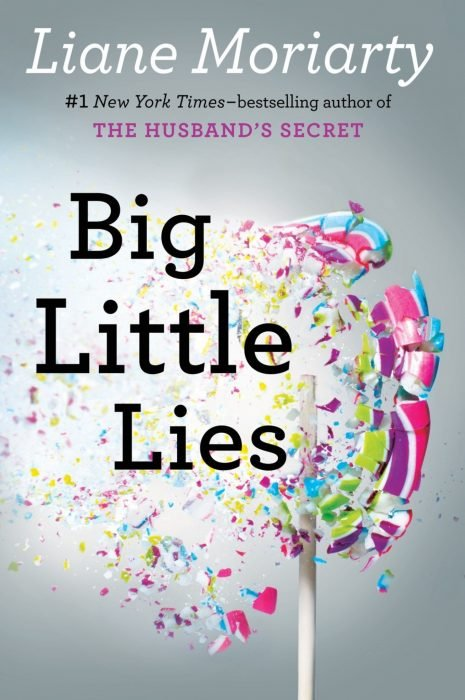 portada del libro Big Little Lies