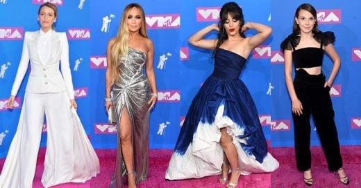 Los 15 mejores y peores looks en la alfombra roja delosMTV Video Music Awards 2018