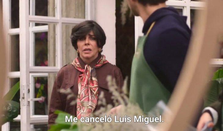 Vrigina de la casa de las flores diciendo que Luis Miguel le canceló