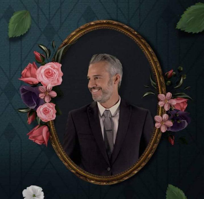 Diego de la mora. La casa de las flores