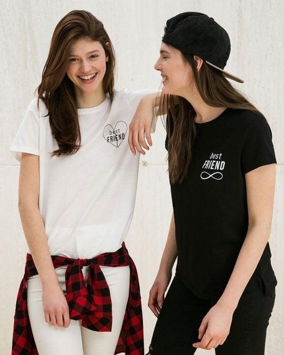 Outfits para mejores amigas