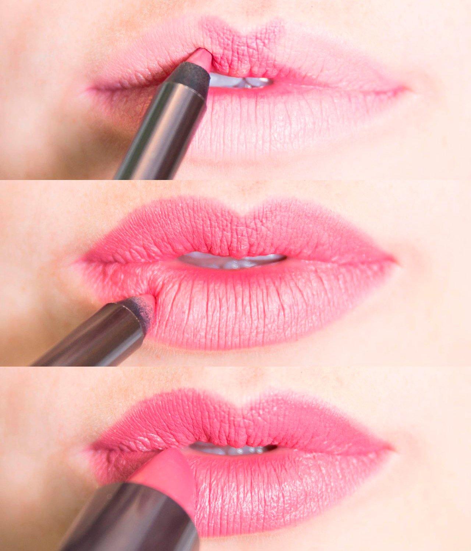 Técnica para delinear tus labios