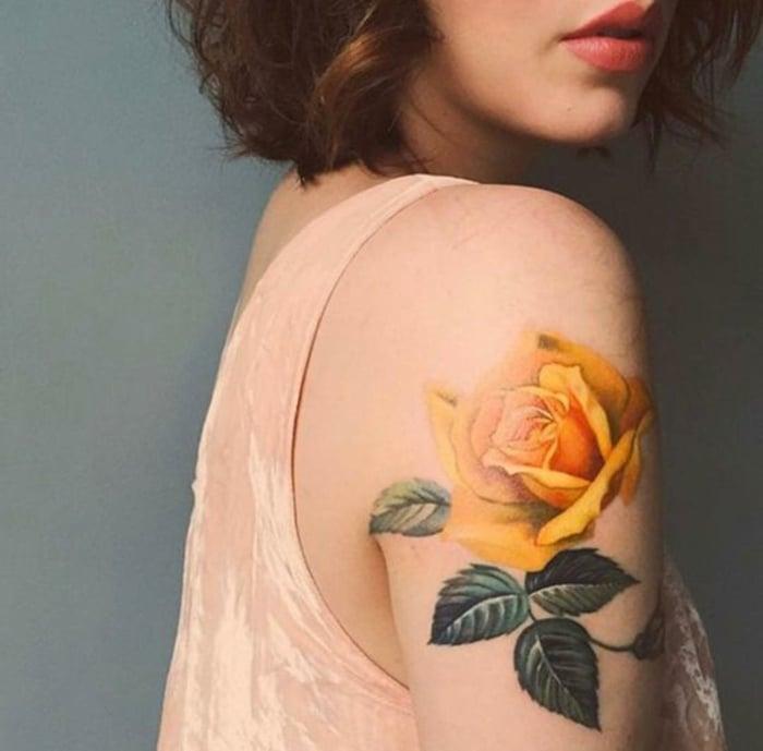 Tatuajes Para Mujeres Un Nuevo Accesorio De Moda: 8 Zonas Especiales Del Cuerpo Para Lucir Un Lindo Tatuaje