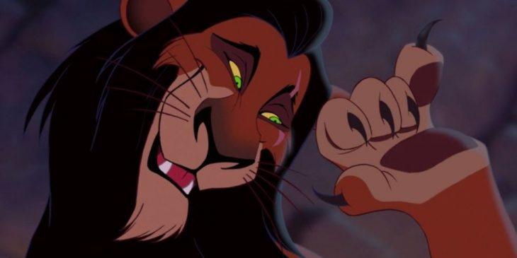 Personaje de El rey León