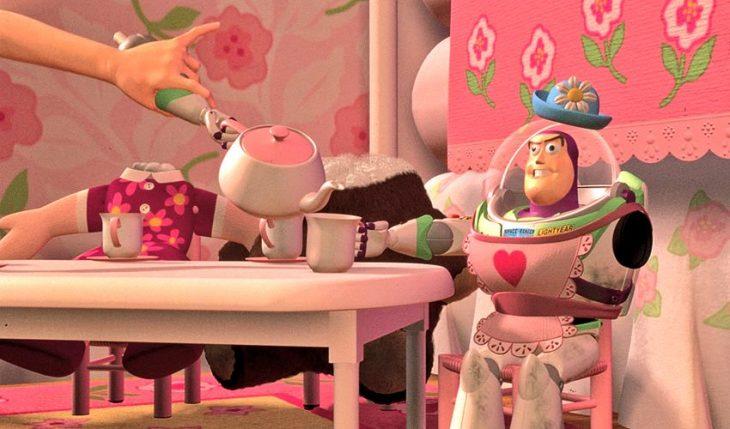 Escena de Toy Story