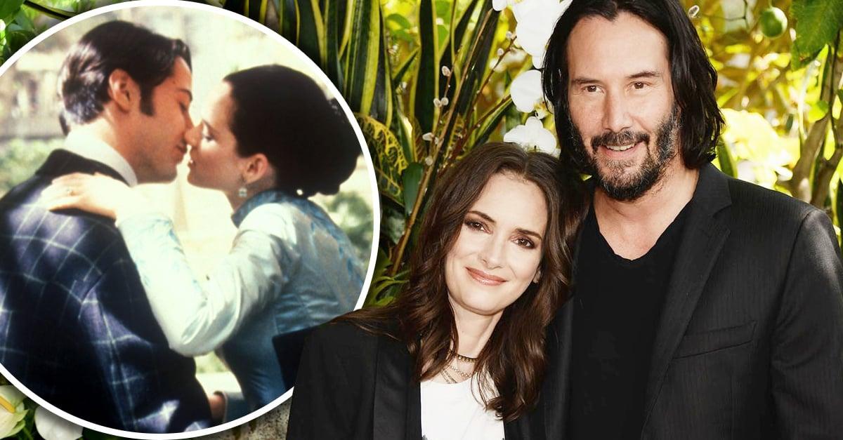 Keanu Reeves y Winona Ryder están casados desde hace 25 años