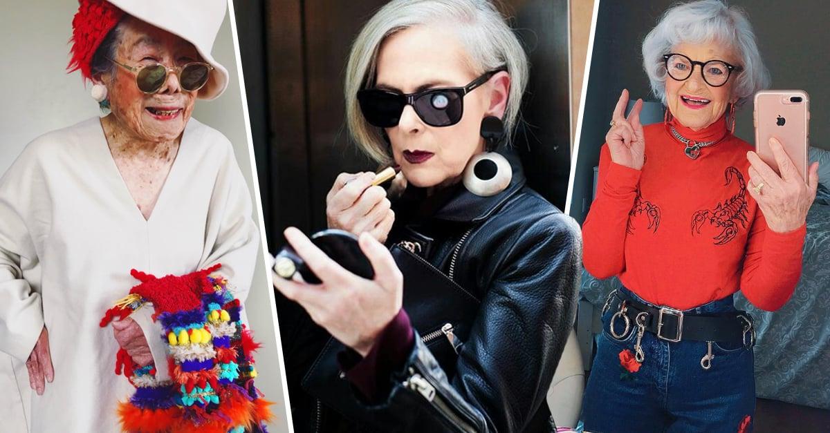 Las abuelas fashionistas