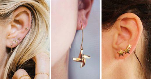 Existe una razón por la cual las orejas se infectan con aretes de fantasía