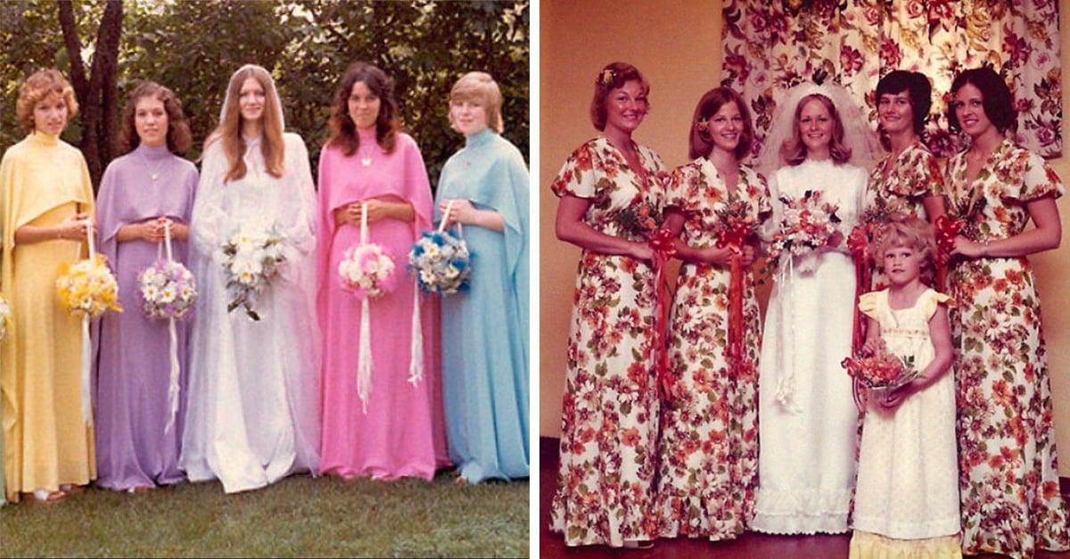 15 Vestidos de dama de honor que nadie debería de usar