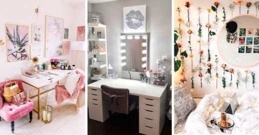 15 Lindas ideas para decorar tu departamento con un toque chic y moderno