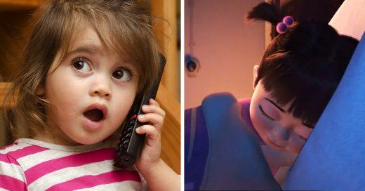 Disney tiene una línea telefonica para hacer que los niños duerman