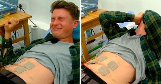 Ya existe una clínica en donde los hombres pueden experimentar los dolores de parto