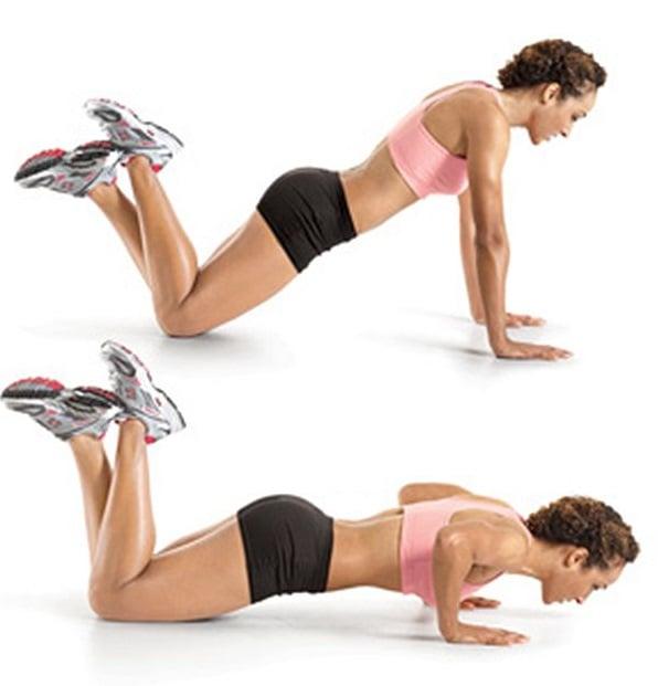 ejercicios para adelgazar la espalda de mujer
