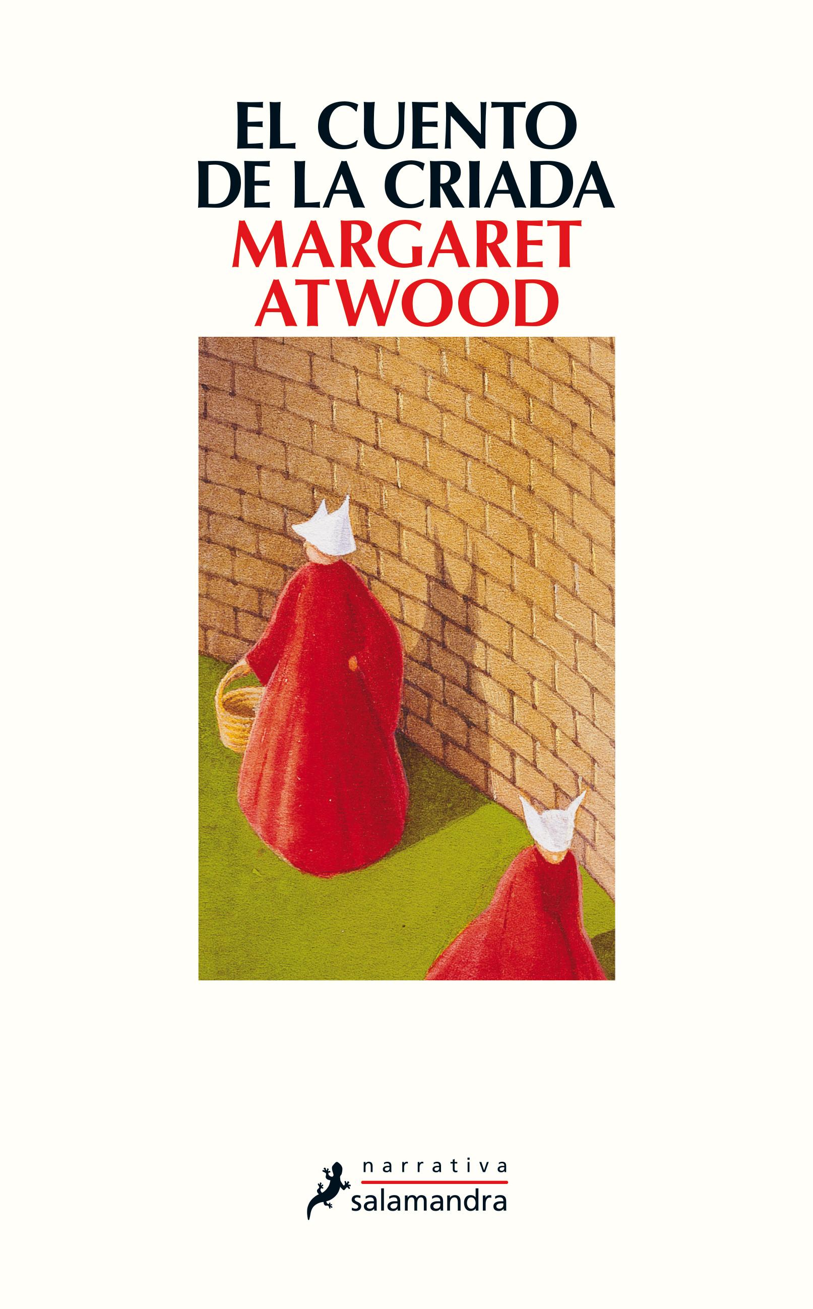 El cuento de la criada,Margaret Atwood