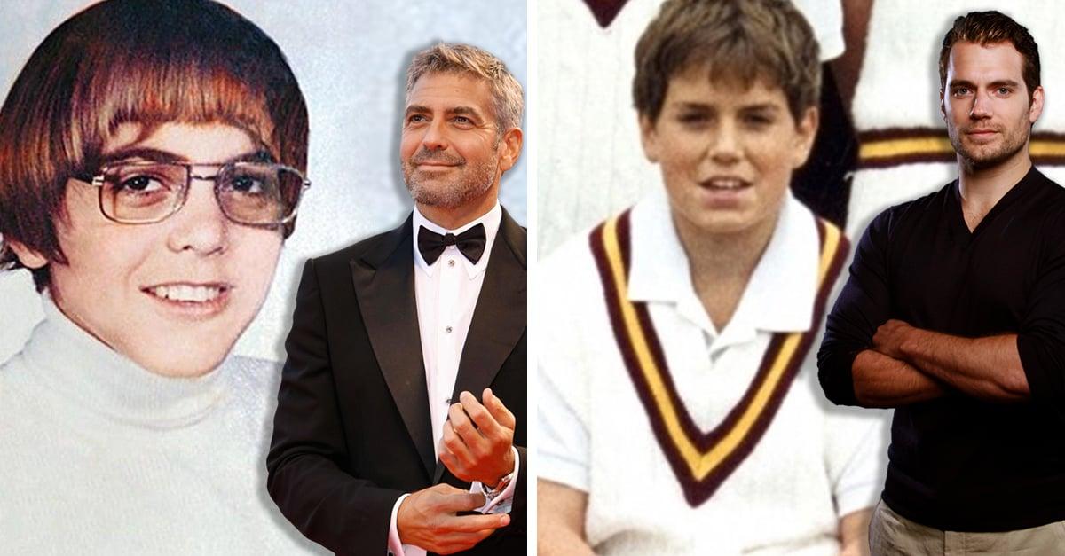 16 Chicos de Hollywood que eran los 'nerd' de su salón y ahora son unos galanes