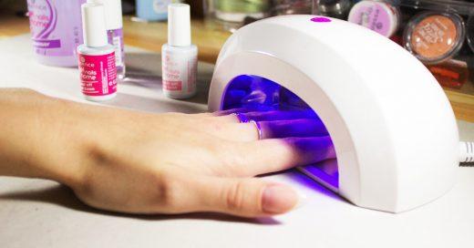 Ponerse constantemente uñas puede generar cáncer de piel