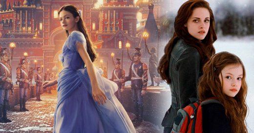 La niña de 'Crepúsculo' creció y ahora es una princesa Disney