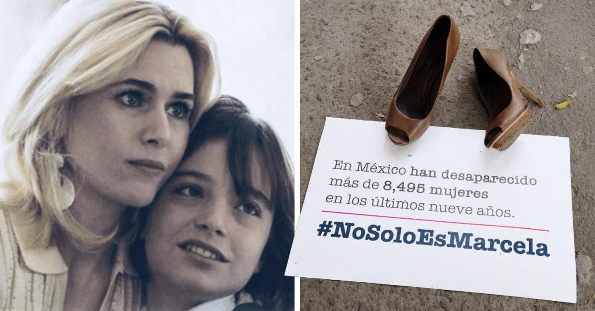#NoSoloEsMarcela