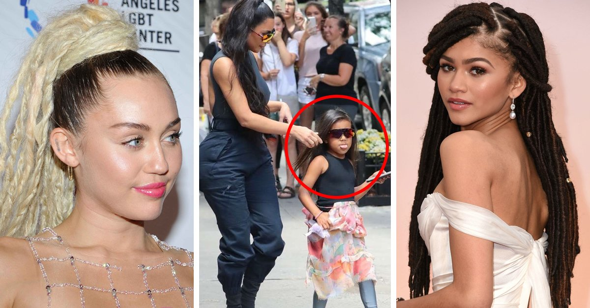15 Peinados excéntricos que causaron polémica entre las famosas