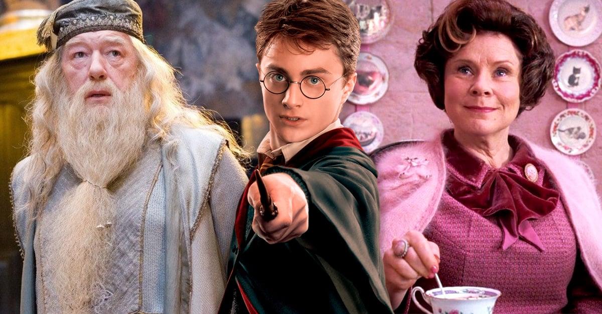 Tu personaje favorito de 'Harry Potter' revela datos de tu personalidad