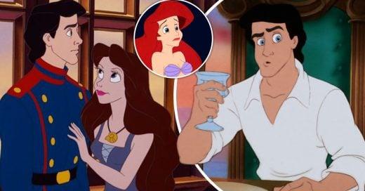 Razones por las que Eric no es el príncipe que creíamos